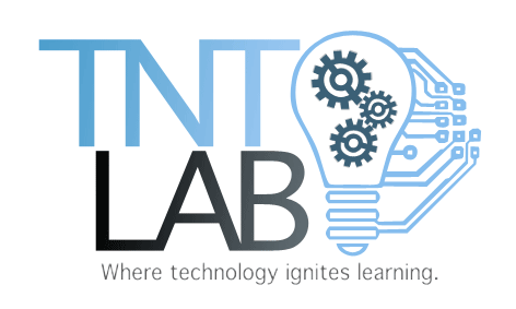 The Technology iN Training (TNT) Laboratory official logo!